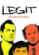 Legit: The Complete Season 2 , Jim Jefferies