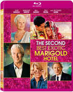 The Second Best Exotic Marigold Hotel , Bill Nighy