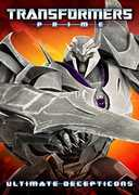 Transformers Prime: Ultimate Decepticons , Peter Cullen