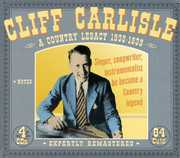 Country Legacy , Cliff Carlisle