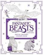 Fantastic Beasts and Where to Find Them: Magical Creatures Coloring Book (Harry Potter)