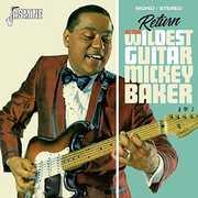Return Of The Wildest Guitar [Import] , Mickey Baker