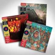 Blue Oyster Cult Translucent Blue Vinyl Bundle , Blue Oyster Cult