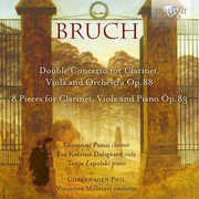 Double Concerto for Clarinet Viola & Orchestra 88