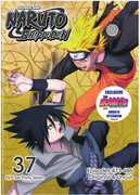 Naruto Shippuden Uncut DVD Set 37