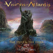 Deep & The Dark - Live @ Symphonic Metal Nights , Visions of Atlantis