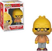 FUNKO POP! ANIMATION: Simpsons - Abe