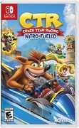 Crash Team Racing: Nitro Fueled for Nintendo Switch