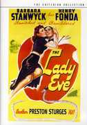The Lady Eve (Criterion Collection) , Barbara Stanwyck