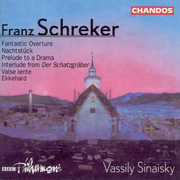 Nachtstuck /  Fantastic Overture /  Valse Lent , Vassily Sinaisky