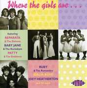 Where the Girls Are /  Various [Import] , Various Artists