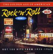 Golden Age of American Rock N Roll 2 Hot 100 Hits From 1954-1963 /  Various [Import]