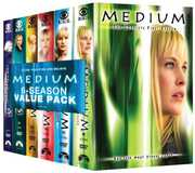 Medium: Six Season Pack [Widescreen] [31 Discs]