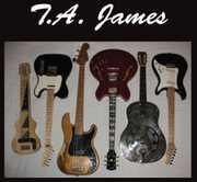 T.A. James