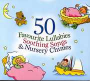 50 Favourite Lullabies & Soothing Songs /  Various , Various Artists
