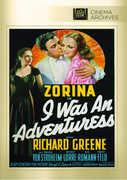 I Was An Adventuress , Vera Zorina