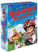 Pee-wee's Playhouse: The Complete Series , Paul Reubens