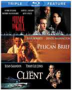 A Time to Kill /  The Pelican Brief /  The Client