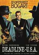 Deadline--U.S.A. , Humphrey Bogart