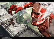 Attack on Titan - Eren V 50m Titan Wall Scroll