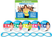 Leslie Sansone: Miracle Miles - Featuring Free Super-Sculpting ChainLink Band