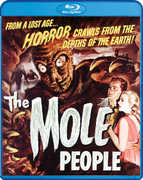 The Mole People , John Agar