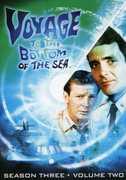 Voyage to the Bottom of the Sea: Season Three Volume Two , Richard Basehart