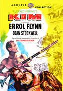 Kim , Errol Flynn