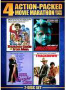 4 Action-Packed Movie Marathon: Volume Two , Connie Stevens