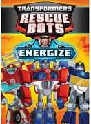 Transformers Rescue Bots: Energize , Jason Marsden