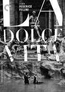 La Dolce Vita (Criterion Collection) , Marcello Mastroianni