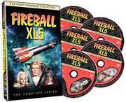 Fireball XL5: The Complete Series , Sylvia Anderson