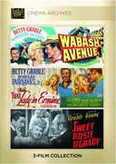 Betty Grable Set