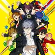 Persona4 the Golden (Original Soundtrack) [Import]