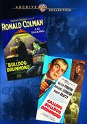 Bulldog Drummond Double Feature , Ronald Colman