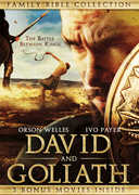 David And Goliath , Orson Welles