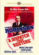 A Dispatch From Reuters , Edward G. Robinson