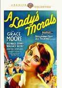 A Lady's Morals , Reginald Denny