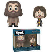 FUNKO VYNL: Harry Potter - Hagrid & Harry 2PK