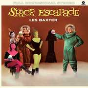 Space Escapade [Import] , Les Baxter
