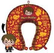 Harry Potter Reversible Neck Pillow with Journal