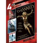 4-Film Collection: Horror , Amber Heard