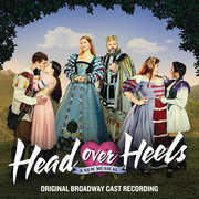 Head Over Heels /  O.B.C.R. , Original Broadway Cast of Head Over Heels