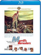 Merrill's Marauders , Jeff Chandler