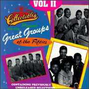 Great Groups Of The 50's, Vol.2