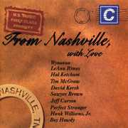 From Nashville with Love /  Various