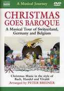 Christmas Goes Baroque: Musical Tour Switzerland , Slovak Radio Symphony Orchestra