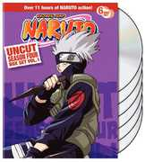 Naruto Uncut: Season 4 Volume 1 Box Set