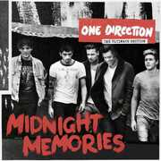 Midnight Memories: Deluxe [Import] , One Direction