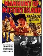 Manhunt of Mystery Island , Richard Bailey